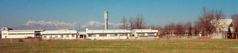 pogled na Izobraževalni center za jedrsko tehnologijo